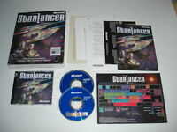 STARLANCER Pc Cd Rom ORIGINAL STAR LANCER BIG BOX - FAST, SECURE POST
