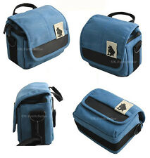 Canvas Shoulder Waist HD DV Camcorder Case Bag For JVC GZ R415 RX615 RX435