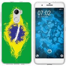 Case für HTC One X10 Silikon-Hülle WM Brasilien M3 Case