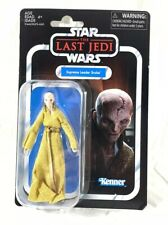Star Wars the Last Jedi Supreme Leader Snoke Kenner The Vintage Collection