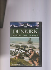 The War File:Dunkirk Battle For France DVD