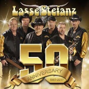 "Lasse Stefanz - ""50th anniversary 1967-2017"" - 2017 - CD Album"