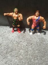New listingWwf hasbro wrestling action figures - Steiner Brothers 90s