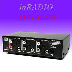 LDG ALK-2 - Audio Linear Key Switch