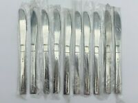 Vintage Continental Airlines ABCO Stainless Knife Flatware Cutlery Silverware