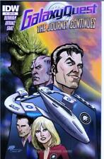 00002859 Galaxy Quest: The Journey Continues #1A Vf/Nm; Idw | save on shipping - details