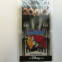 DS - Countdown to the Millennium Series #44 - Sleeping Beauty Disney Pin 706