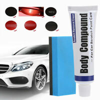Car Scratch Paint Care Body Compound Polishing Gringding Paste Repair Remover..