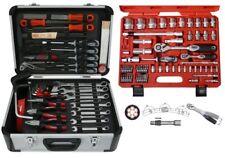 Famex 729-1(729-19 Werkzeugkoffer - MIT Steckschlüsselsatz 580-sd-20)
