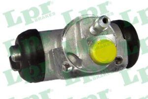 LPR Radbremszylinder 5219 10 x 1 Aluminium hinten für NISSAN NP300 NAVARA D40 3