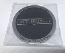 StarWars Battlefront II Overseas Military Collectors Command Coin