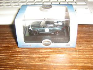 Oxford Diecast - Jaguar Tipo F Project 7 en British Racing Green - 00 / 1:76