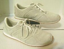 New Balance 555 Women's Shoes Size 10 B Gray Athletic Lightweight WL555WG