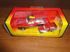 Corgi  coffret MATRA RANCHO 2 voitures 1/36 + 1/63 en boite ref 1355 rouge