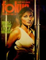 Sharon Tate Magazine 1975 Fokus #61 Croatia The Beatles Extremely Rare VG