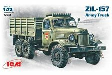 ICM 72541 1/72 ZIL-157 Army Truck