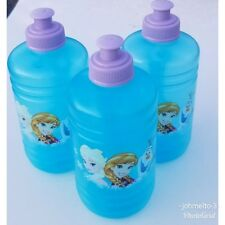 3 Pack Disney Toys Frozen Water Jug Bottle 16oz Lot of Brand New Never Used