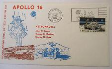 SPAZIO, aerospaziale, Apollo 16, 1972 (44596)