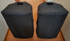 MACKIE Thump 12A *NEW Version* Premium Padded Black Covers (2) Qty of 1=1 Pair!