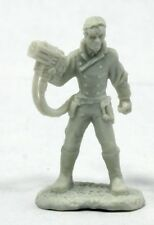 Reaper Bones 91009 Deadlands Noir Patent Scientist