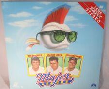 Laserdisc {k} * Major League * Tom Berenger Charlie Sheen Corbin Bernsen