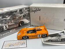 1/18 GMP 1969 McLaren M8A #5  Cam AM Champion Denny Hulme 12022