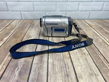 Sony Handycam Dcr-Trv250 Digital-8 Camcorder As Is