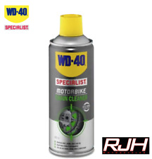 WD40 Specialist Motorbike Motorcycle Chain Cleaner 400ml WD-40