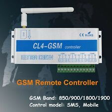 New CL4-GSM Remote Controller Mobile Phone Remote Control Switch Socket Remote