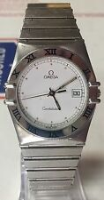 Omega Constellation Men's Date Watch Stainless Steel