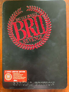 Battle Royale 2 DVD Revenge Japanese Cult Movie Classic Ltd Ed 3-Disc Set in Tin