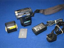 SONY HANDYCAM DCR-PC1000E CAMCORDER  3CMOS MINIDV DIGITAL TAPE VIDEO CAMERA
