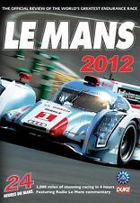 Le Mans 2012 - Official review (New DVD) 24 Hour Endurance race