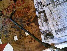 John Deere MT Tractor rubber hydraulic hose to rock shaft