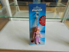 Playmobil Keychain Princess in Pink on Blister (Playmobil nr: 6618)