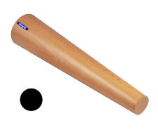 """BRACELET MANDREL ROUND WOOD 15"""" TAPERS SIZE 1-1/2"""" TO 2-1/2"""" JEWELRY TOOLS"""