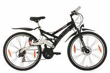 VTT Tout Suspendu 26'' For Masters Homme Noir TC 46 cm KS Cycling 185M