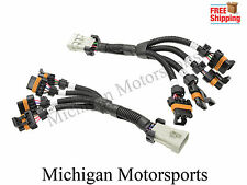 LS1 LS6 Ignition Coil Harness Set for Relocation Brackets 8 coils