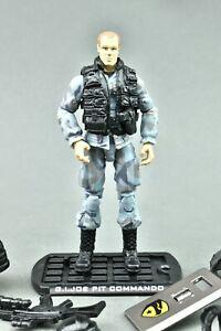 "GI Joe Rise of Cobra Pit Commando ROC 3.75"""
