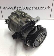 Fiat 500 1.2 petrol air conditioning pump compressor ford ka 2008 onwards