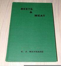 Beets & Meat - E. J. Maynard. 1945