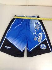 Tyja Blue Devils Mens Lacrosse Shorts Size Medium M (5617-10)