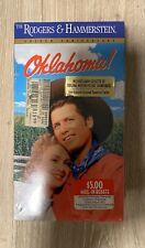 NEW & Sealed VHS Tape: Oklahoma! + Audio Cassette of Soundtrack