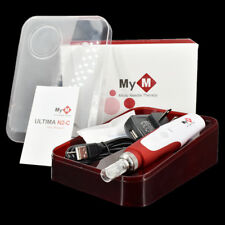 Electric Derma Pen Auto Derma Roller Microneedling Skincare Kit System & Needles