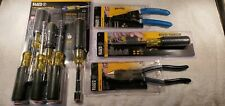 Electrician Tool Bundle (Klein Tools and other assorted tools)
