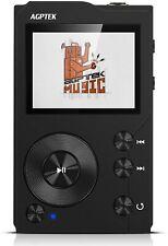 Agptek H3 HiFi Bluetooth Mp3 Player Aptx High Resolution Lossless Digital Audio
