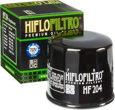HIFLOFILTRO OIL FILTER  HF 204 for Honda Triumph Kawasaki Arctic Cat HF204