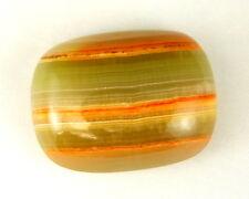 2x calcita-flores Orange marrón//1627s 4x9 mm