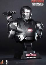 IN STOCK HOT TOYS Iron Man War Machine1/4 Scale Limited Edition Collectible Bust