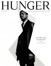 HUNGER Magazine 5,Chiwetel Ejiofor,Bryan Ferry,Debbie Harry,Rebel Wilson NEW